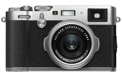Fujifilm X 100F