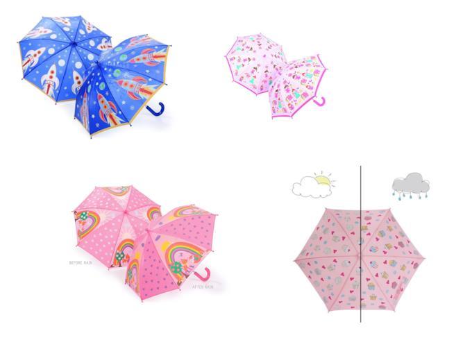 Ombrelli magici