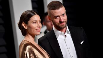 Justin Timberlake e Jessica Biel