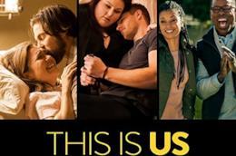 Il poster della prima stagione di This Is Us