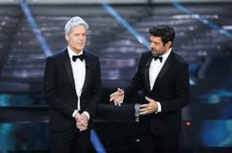 Claudio Baglioni sul palco del Festival di Sanremo 2019: la prima serata