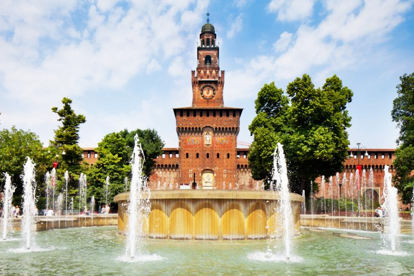 Castello Sforzesco di Milano per bambini, info
