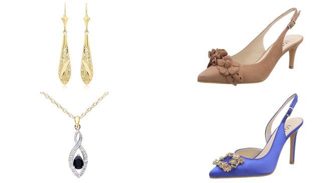 Amazon offerte scarpe e gioielli in oro