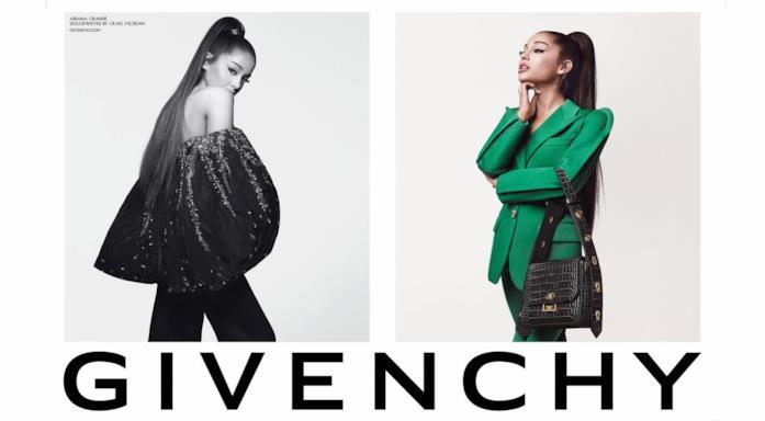 Arivenchy, la campagna Givenchy
