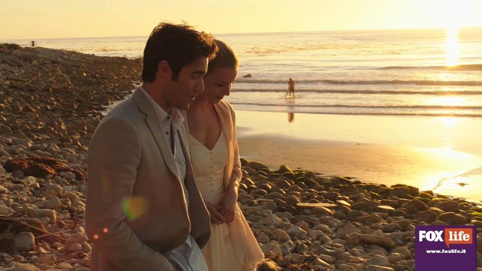 Il primo appuntamento, romantico e sulla spiaggia.