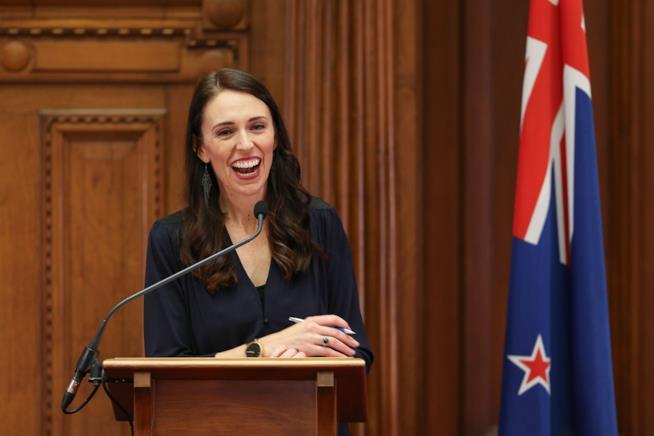 Primo Ministro Nuova Zelanda