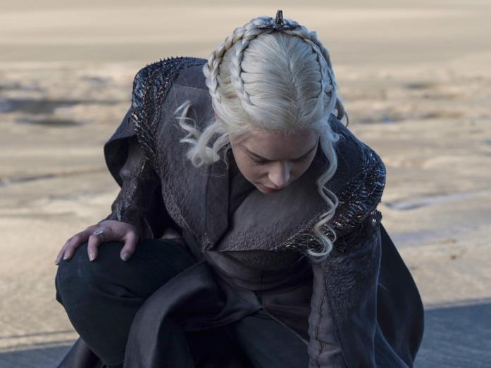 Il costume di Daenerys Targaryen nella settima stagione