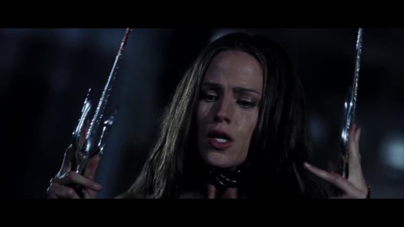 Jennifer Garner è Elektra in Daredevil