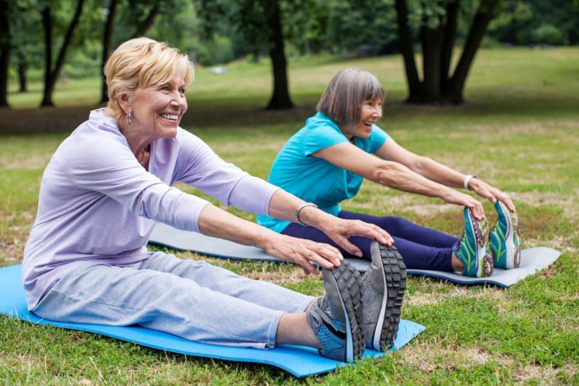 Esercizio per il mal di schiena