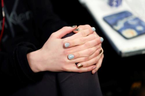 Nail art su unghie corte