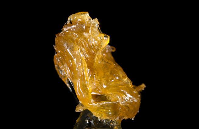 frammenti di cannabis