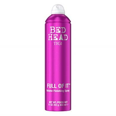 Bed Head Full Of It Volume Finishing Spray