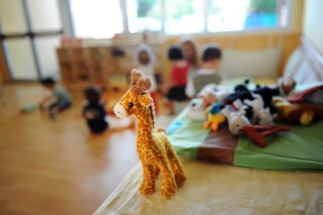 Bambini asilo maltrattati