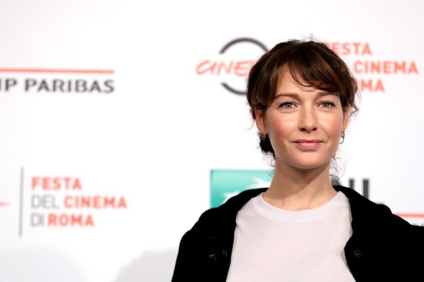 Cristiana Capotondi alla festa del cinema di Roma