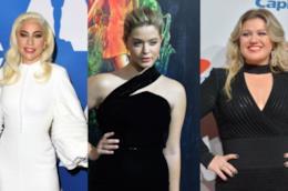 Lady Gaga, Sasha Pieterse e Kelly Clarkson