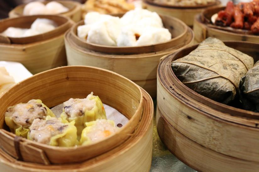 Alcuni piatti tradizionali cinesi