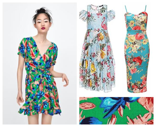 Tropical summer  le stampe tropicali sui vestiti e accessori e7cbe84146d