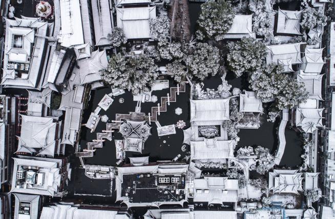 Giardino Yu Yuan a Shangai