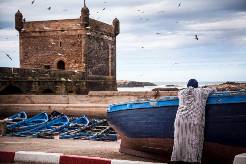 Porto e barche