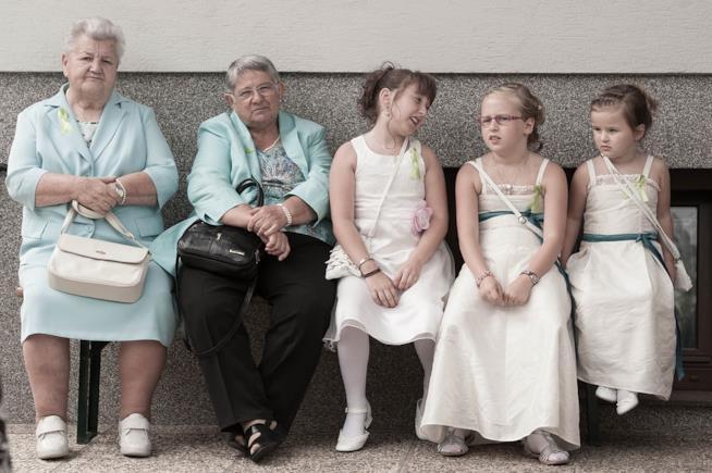 I nonni non devono prendere decisioni al posto dei figli