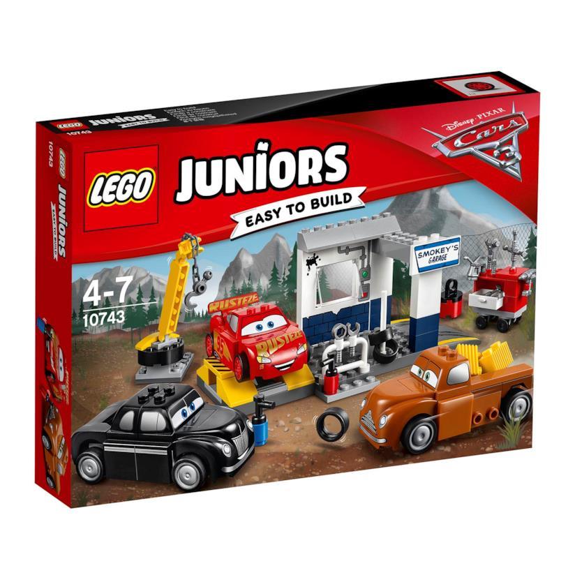 Lego Juniors Il Garage di Smokey