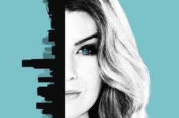 Ellen Pompeo nel poster di Grey's Anatomy 13