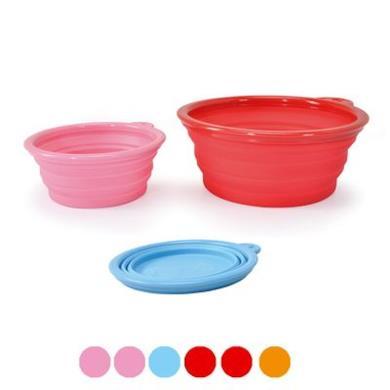 Travel bowl ciotola in silicone