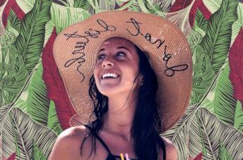 Intervista a Federica Xotti: look da viaggio