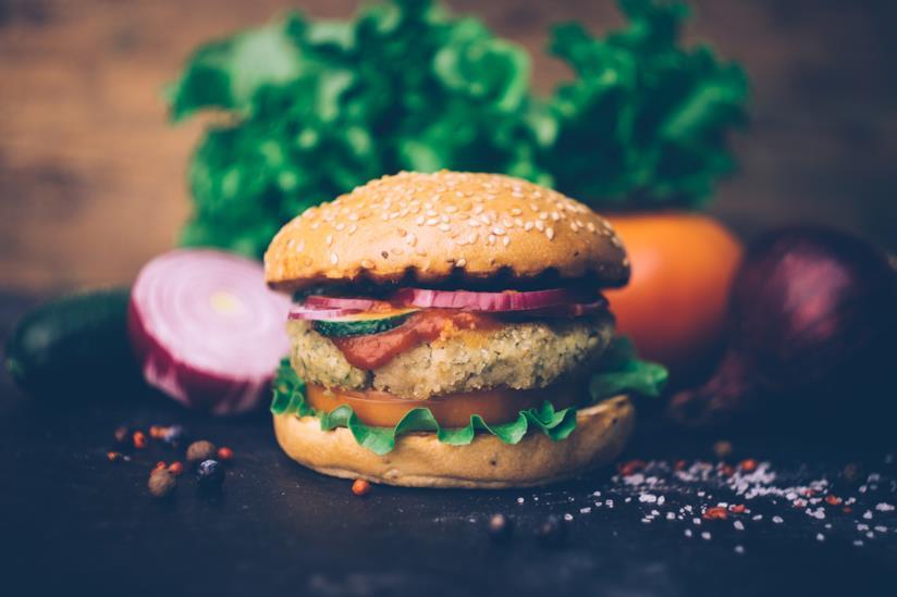 Burger alla griglia