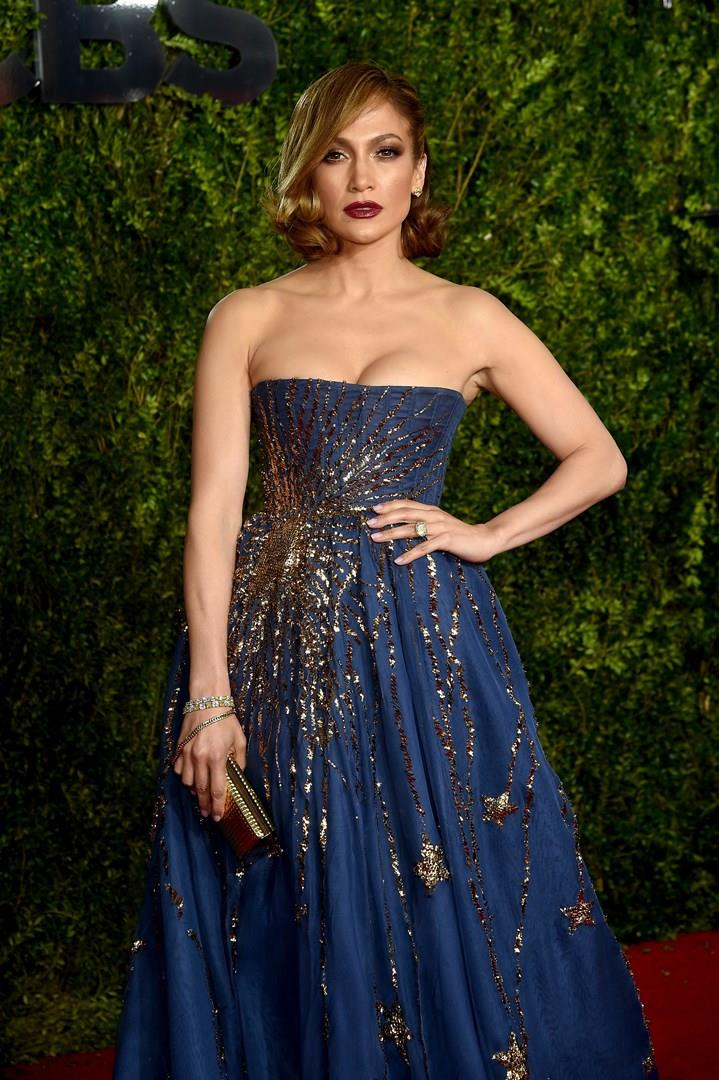 Jennifer Lopez ai Tony Awards 2015