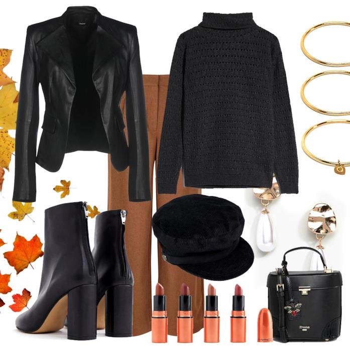 e24ff08d40a1 Come vestirsi bene in autunno  30 outfit con immagini