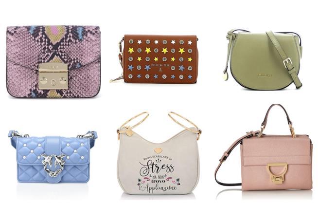 Mini bag di moda per l'autunno inverno 2018-19