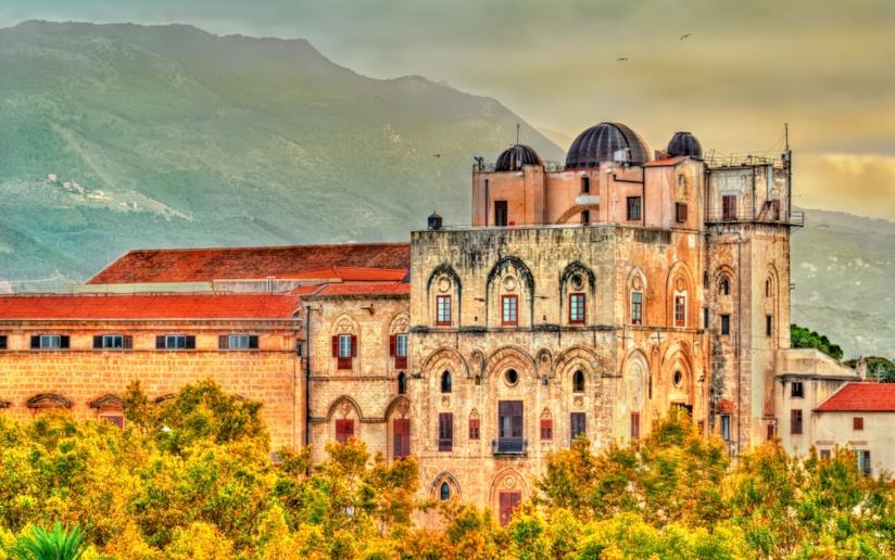 Il palazzo reale più antico d'Europa