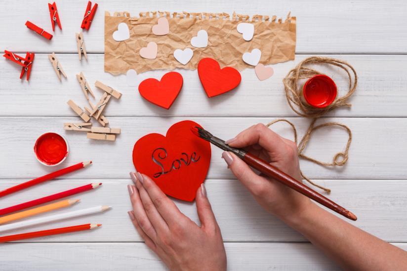 Regali Di Natale Per I Genitori Fai Da Te.San Valentino Come Realizzare Regali Fai Da Te