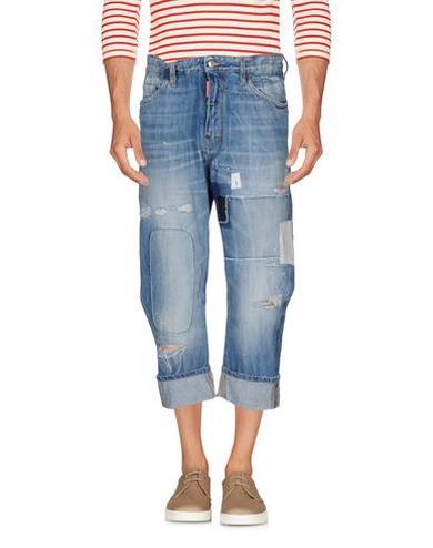 Jeans strappati Capri