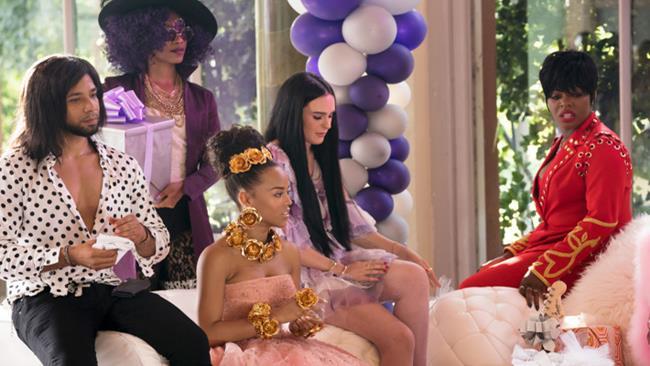 Empire 4, episodio 4 una scena della festa di Bella