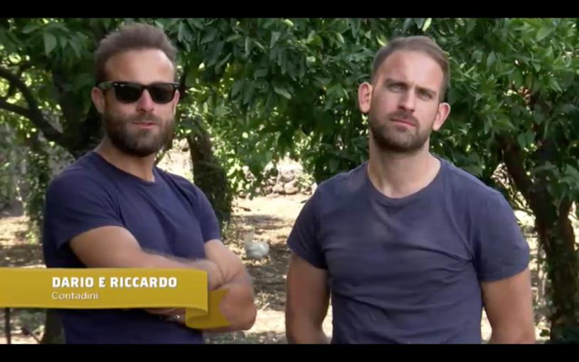 Il Contadino Cerca Moglie 4, i fratelli Dario e Riccardo