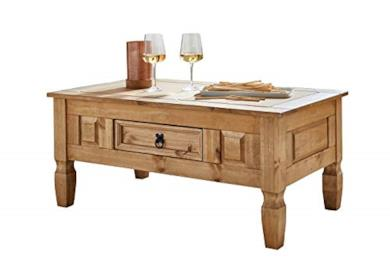 Tavolino in Legno di Pino