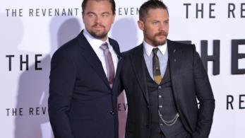 Tom Hardy e Leonardo DiCaprio
