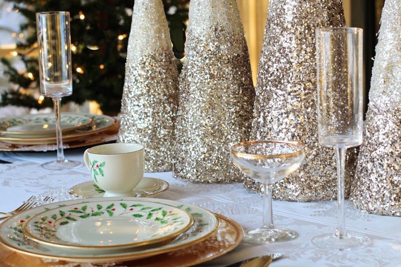 I migliori centrotavola natalizi da acquistare o realizzare con il fai da te