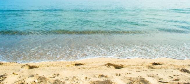 Spiaggia degli aranci