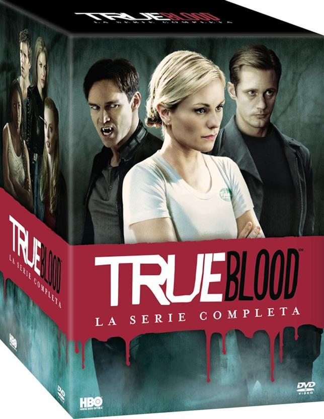 Cofanetto DVD di True Blood - Stagioni 1-7