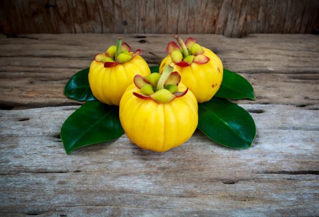 Frutto su un tavolo