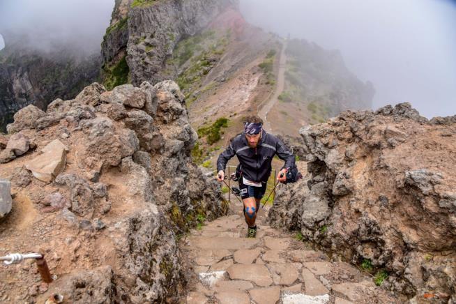 Caselli Cristian - Trail Runner - Team Ferrino MIUT - Madeira Island Ultra Trail - 117 km