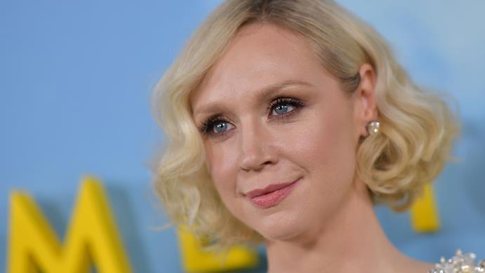 L'attrice Gwendoline christie