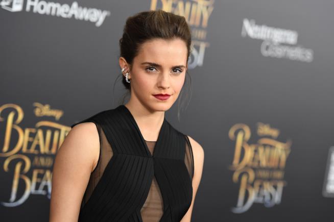 La protagonista de La bella e la bestia, Emma Watson