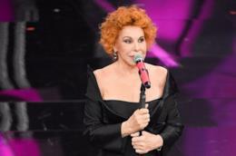 Ornella Vanoni canta a Sanremo