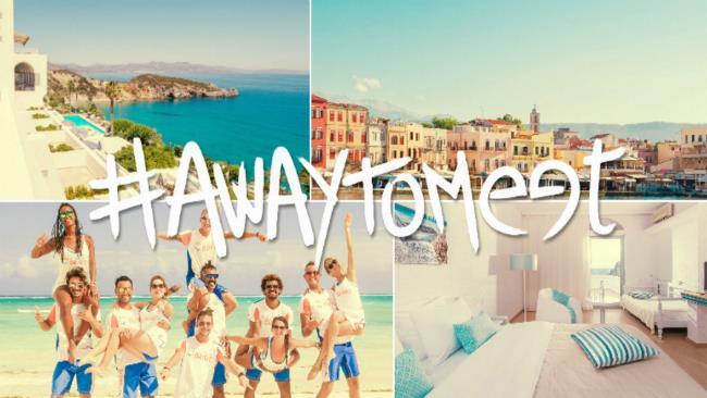 Haway To Meet, slogan vacanza Meetic