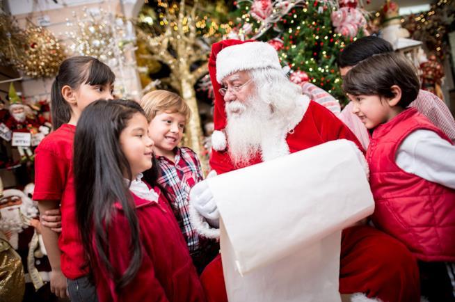 Incontro con Babbo Natale a Rovaniemi