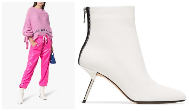 Tendenza moda stivali bianchi  i modelli da sfoggiare in autunno a0f9050e7ee